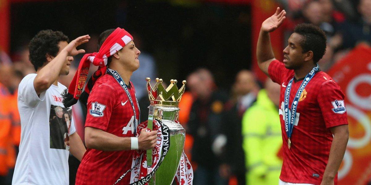 VIDEO: Premier League recuerda el debut de 'Chicharito' con el Man U