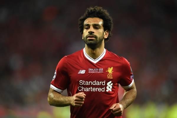 Salah se encuentra en observaciones tras la lesión sufrida este sábado - Getty Images