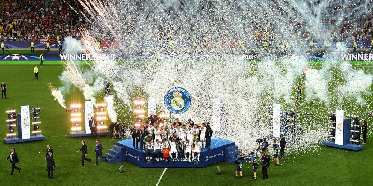 Final de la Champions League impactó en Twitter