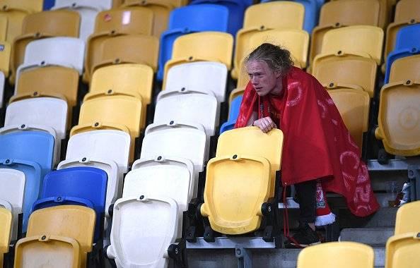 El Liverpool falló en la cancha y en la galería sintieron el golpe - Getty Images