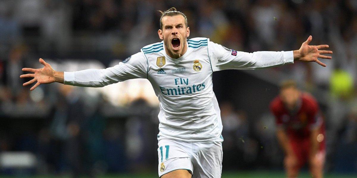Cuatro toques de clase y gloria: la noche de ensueño que vivió Gareth Bale ante el Liverpool