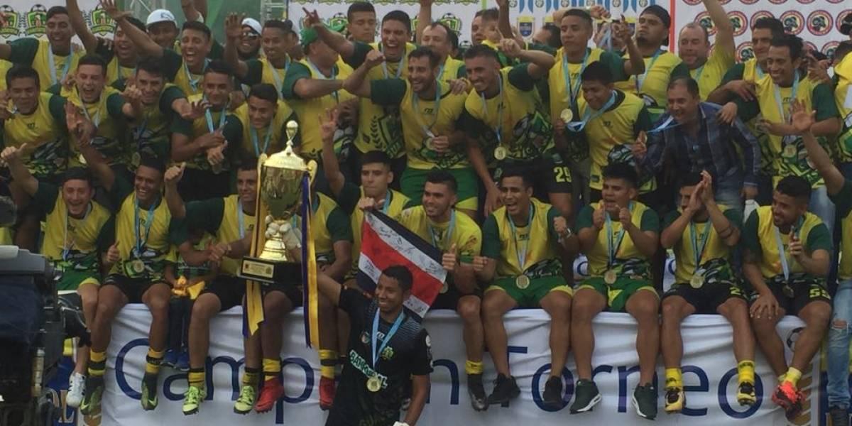 ¡Histórico! Guastatoya se corona campeón del futbol guatemalteco