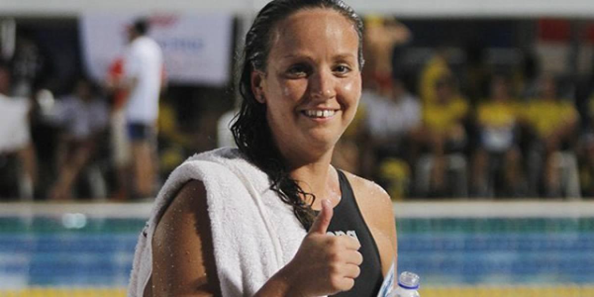 Histórica Sirena: Köbrich gana el oro en Cochabamba y suma cinco Juegos Odesur cosechando medallas