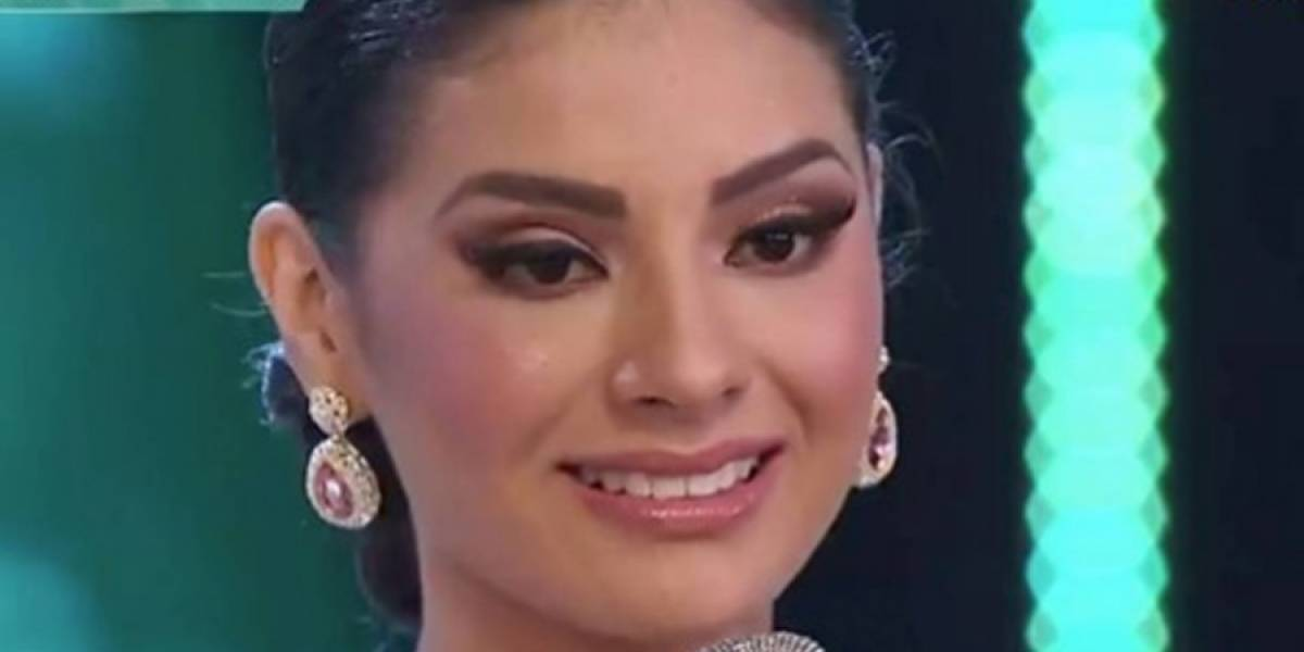 Concursante de Mexicana Universal ha sido humillada