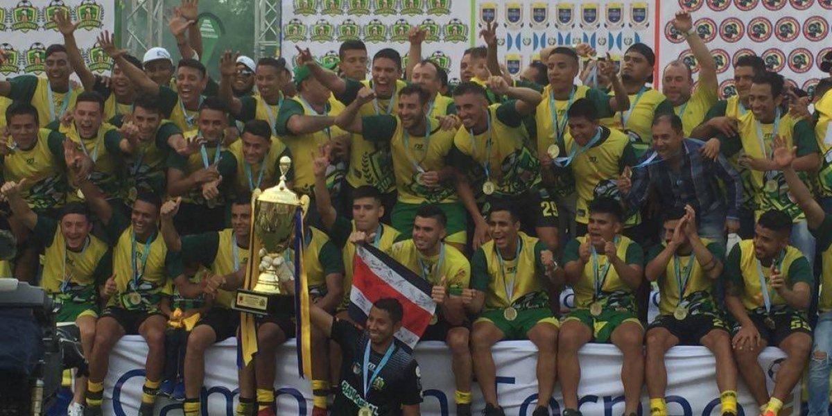 De esta forma felicitó Municipal al nuevo campeón de la Liga Nacional
