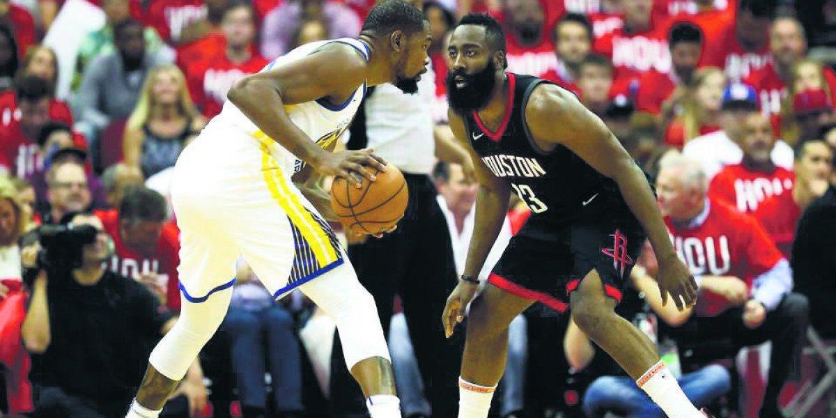 Warriors - Rockets: Dos equipos y un boleto a la final de la NBA