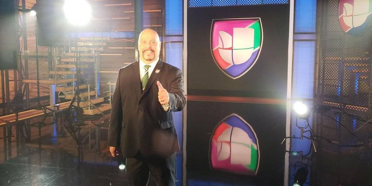 Perro Bermúdez reaparecerá en Televisa durante el juego del Tri vs. Gales