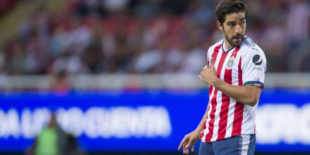 El futuro de Rodolfo Pizarro apunta al Monterrey
