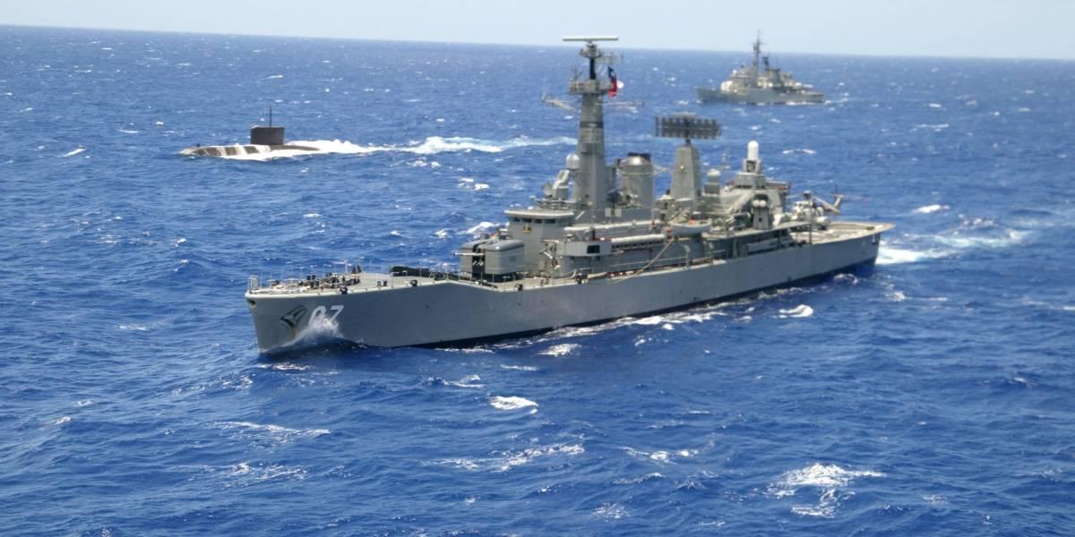 """El """"monstruoso"""" operativo naval internacional de Hawái del que Chile será protagonista"""
