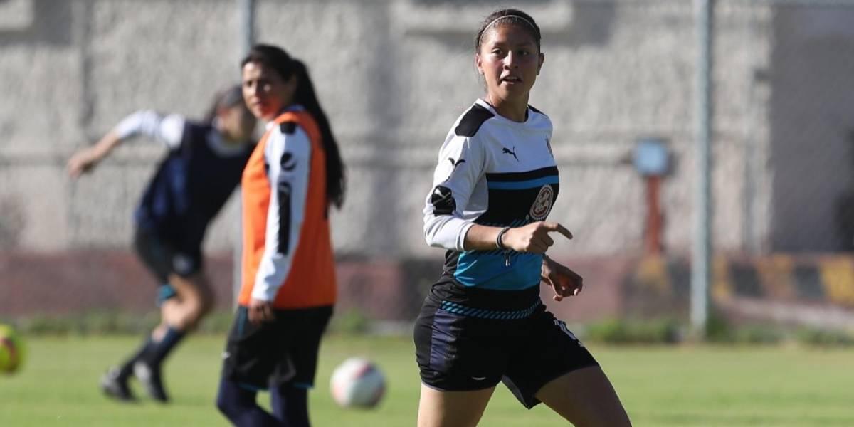 La titularidad con Chivas y llegar a Selección, las metas de Padilla