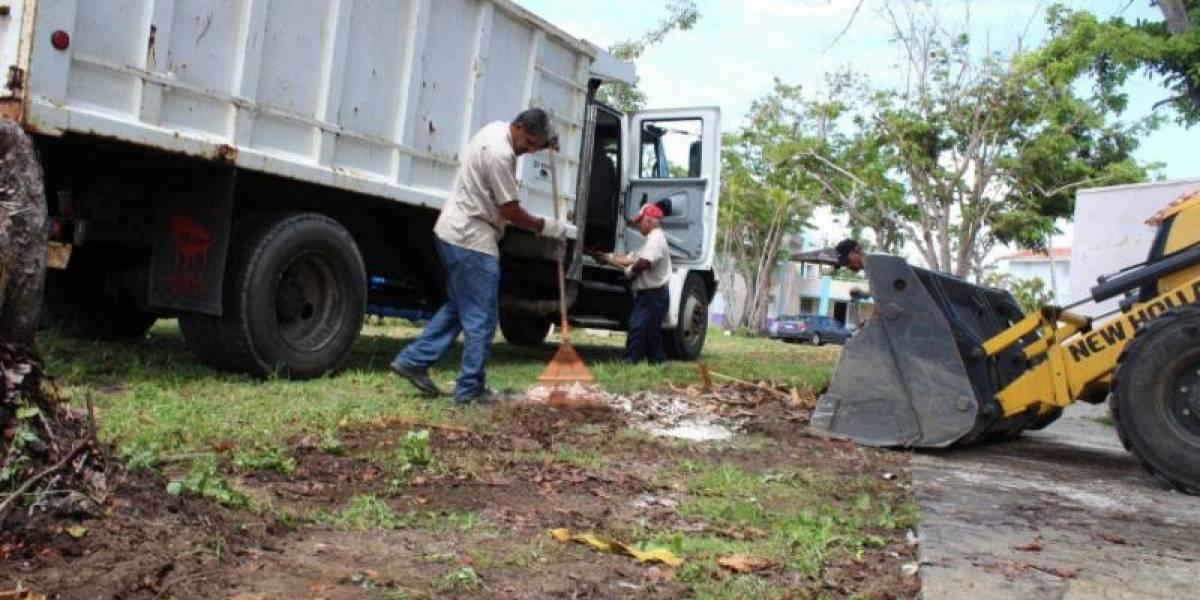 Beatriz Rosselló continúa con su trabajo en Punta Santiago