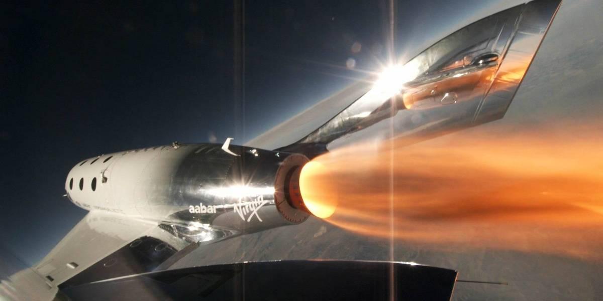"""El fundador de Virgin Galactic dice que irá al espacio """"en cuestión de meses"""""""