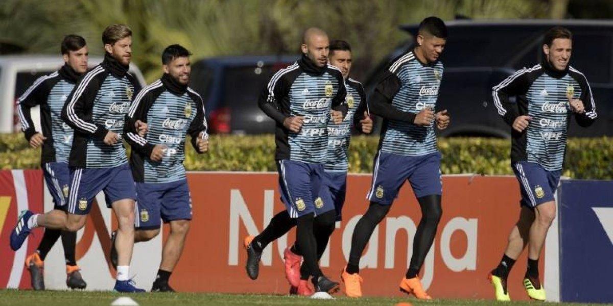 Argentina se despide de su afición con amistoso ante Haití