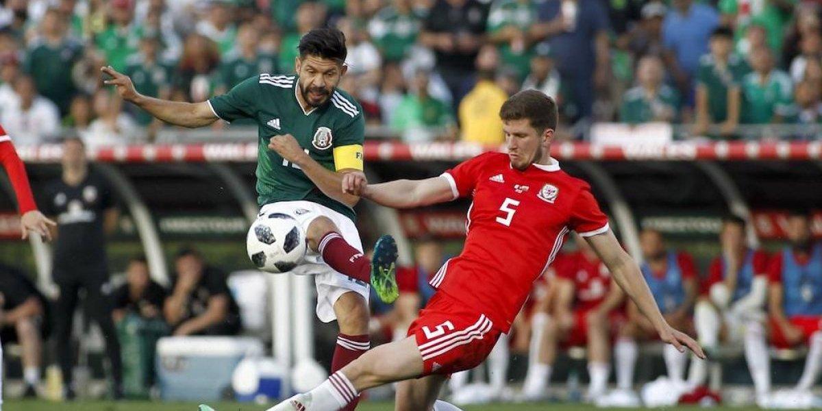 México sin goles y sin ideas ante Gales