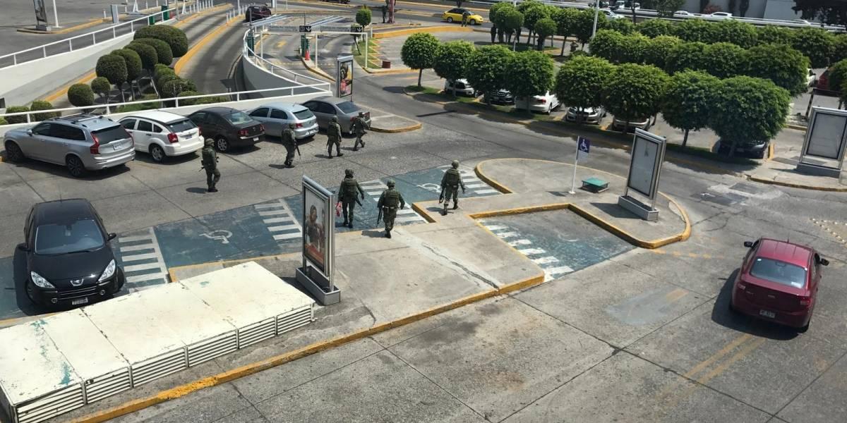 Mantiene Ejército vigilancia en las calles de la ciudad