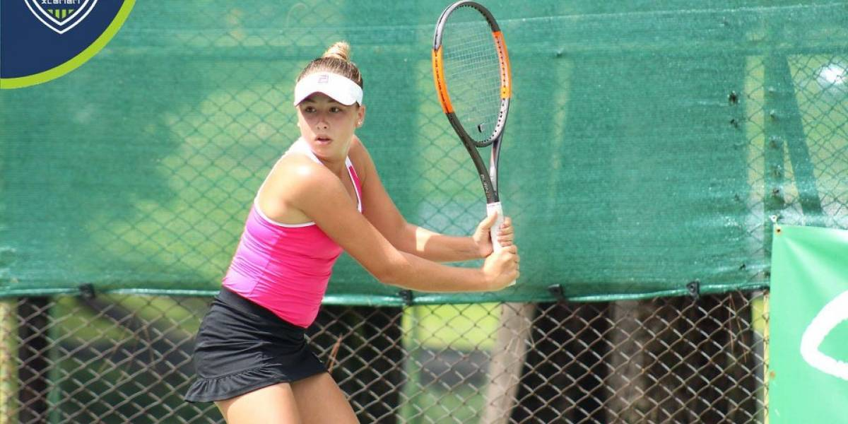 Joven boricua gana copa de tenis juvenil en Costa Rica