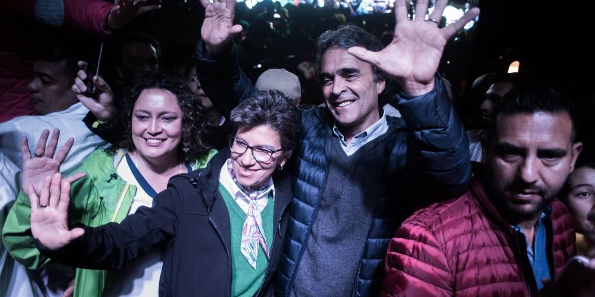 Las duras críticas a Sergio Fajardo porque no apoyó a Claudia López