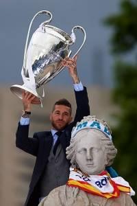 Lluvia de críticas a Sergio Ramos por su última foto en Instagram