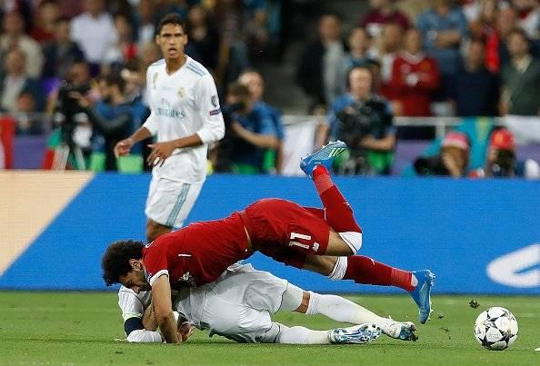 Inesperado mensaje a Sergio Ramos de la Unión Europea de Judo Getty