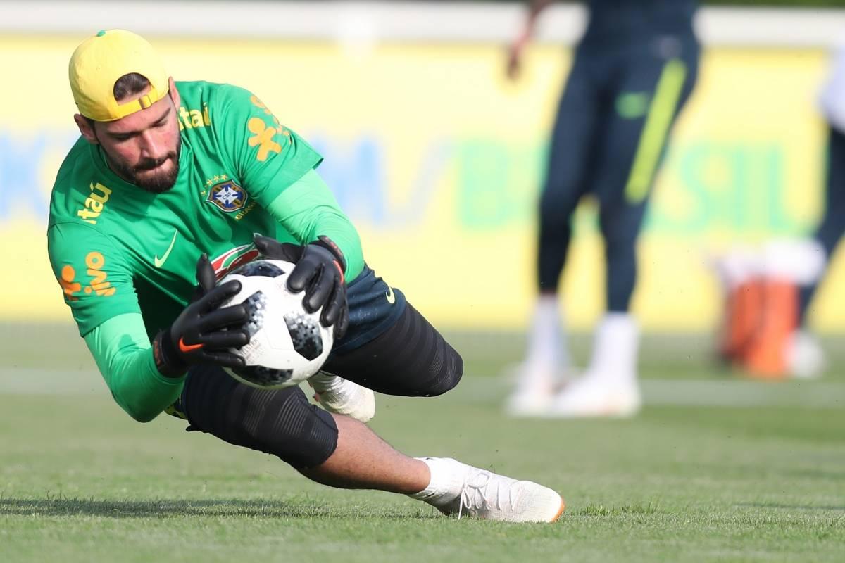 Alisson Lucas Figueiredo/CBF