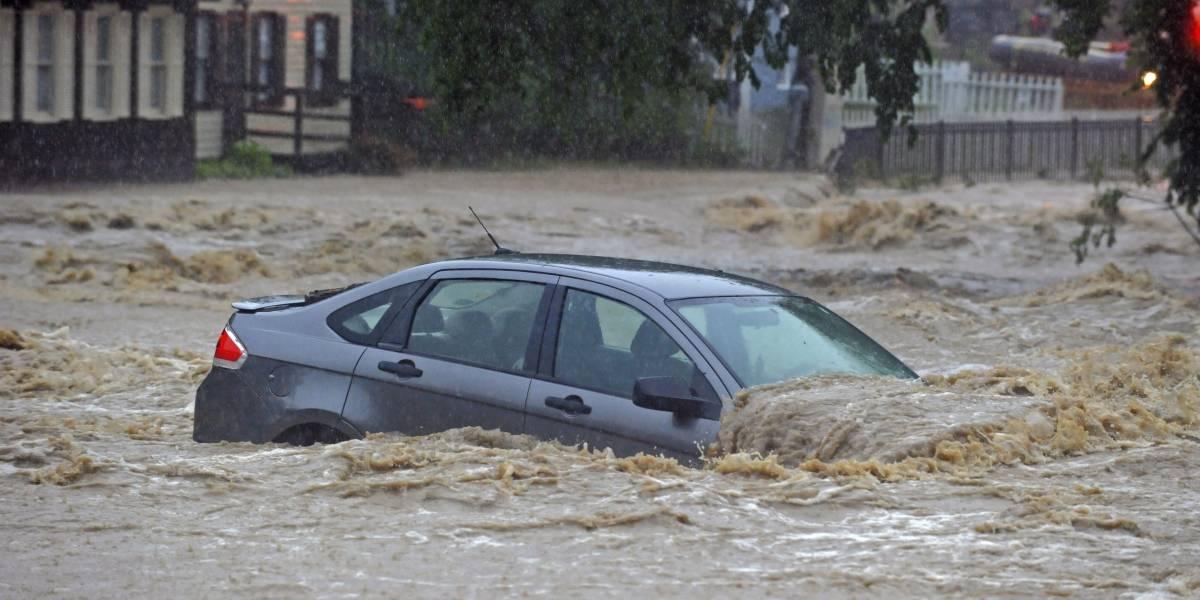 ¡40.000 desplazados! Fuertes inundaciones en Paraguay