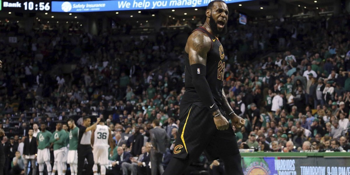 NBA Cavaliers vs. Celtics: por el título de la Conferencia Este | Playoffs