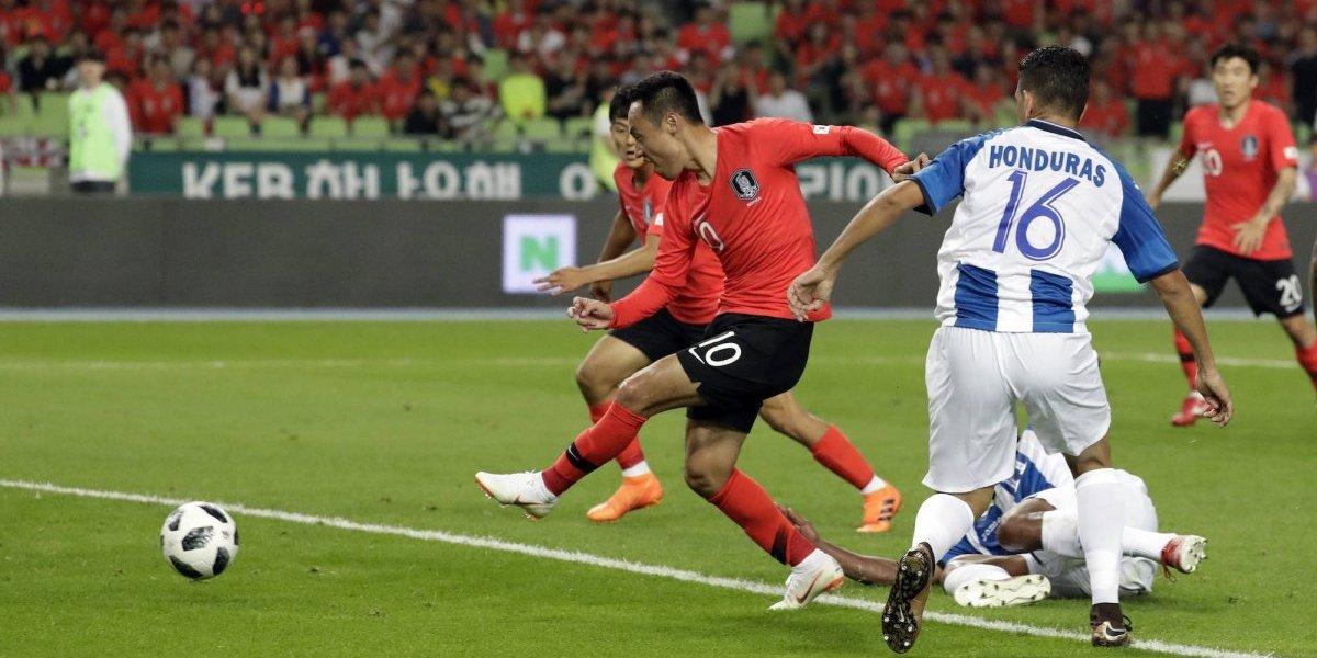 Corea del Sur derrota sin problemas a Honduras