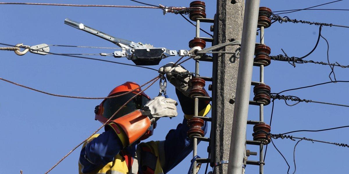 Enel anuncia horario en el que repondrán servicio eléctrico en La Florida