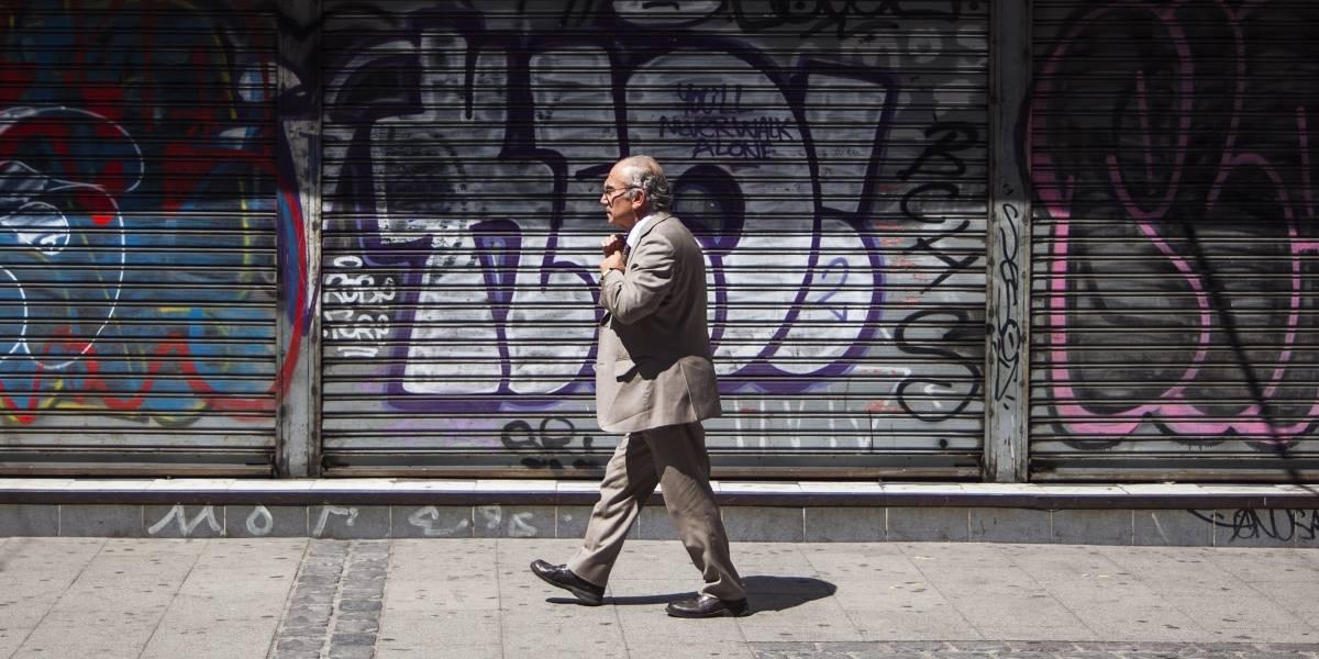 Si pilla a alguien rayando una pared, acúselo: una ley busca dar recompensa