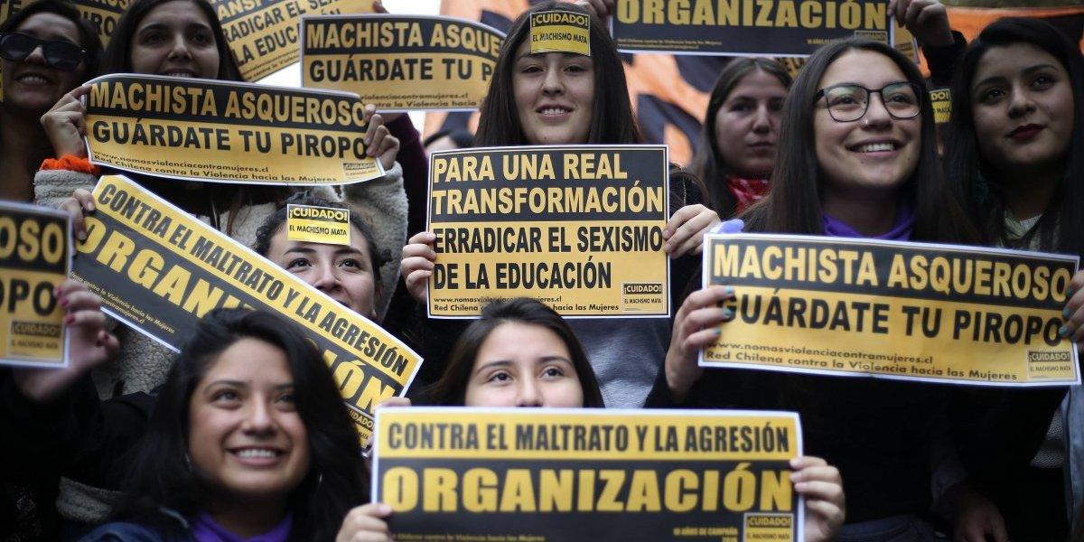 """""""Llamamos a tomarse las casas centrales"""": movimiento feminista universitario apuesta por la radicalización de las protestas"""