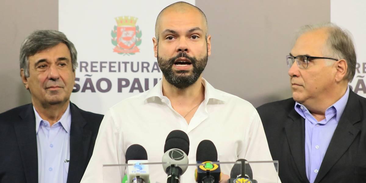 São Paulo deve perder até R$ 150 milhões em arrecadação, diz prefeito