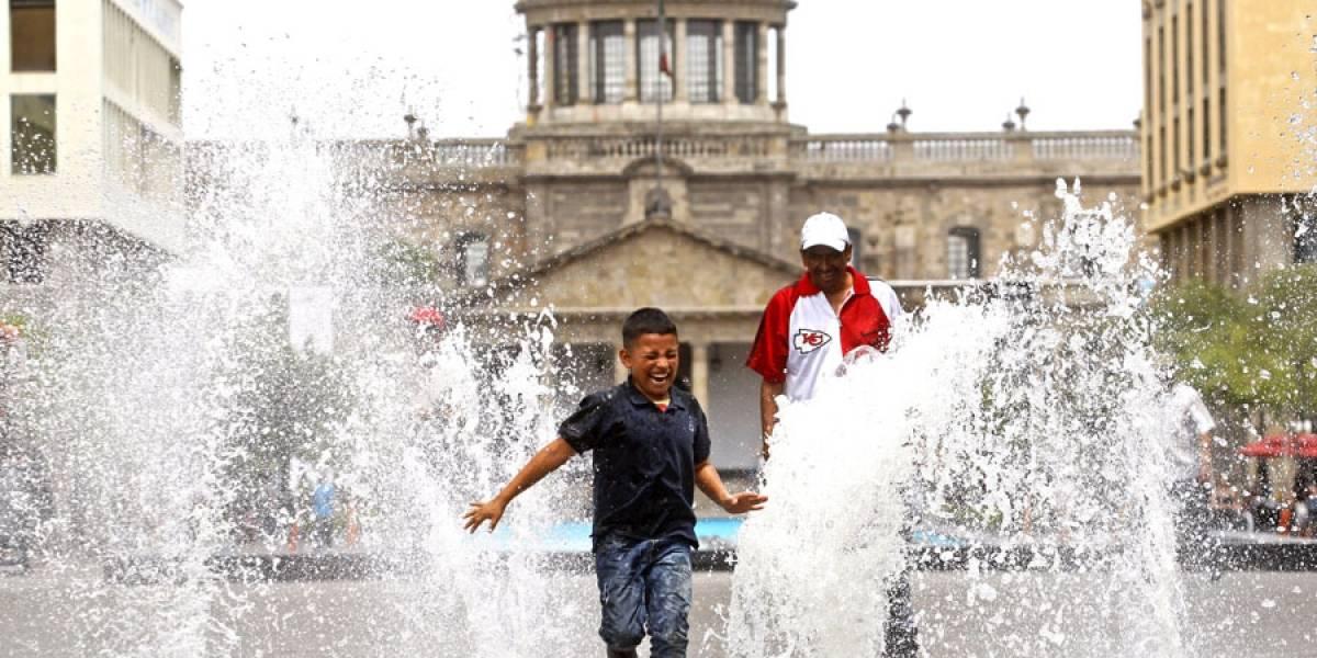 Seguirán las altas temperaturas en Jalisco el resto de la semana