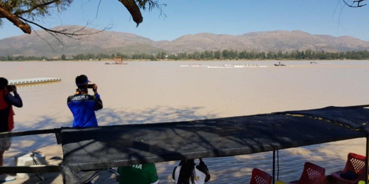 """El remo sigue """"bañando de oro"""" a Chile en los Juegos Suramericanos"""