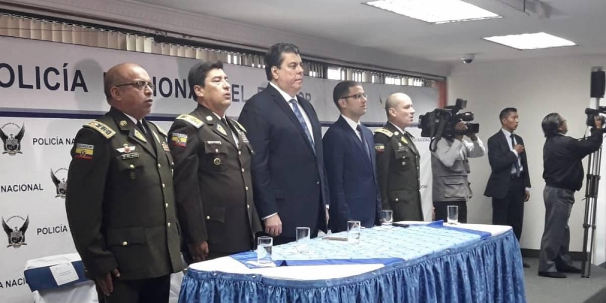 Nuevo comandante general de la Policía Nacional tomó posesión del cargo