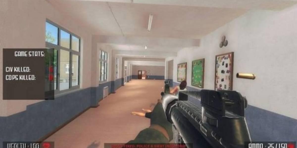 Locura de las armas: Lanzan en EEUU videojuego que simula tiroteo escolar