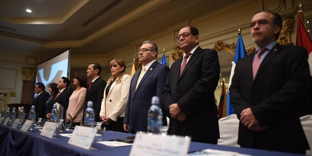 Abordan en congreso internacional el acceso de grupos vulnerables a la justicia constitucional