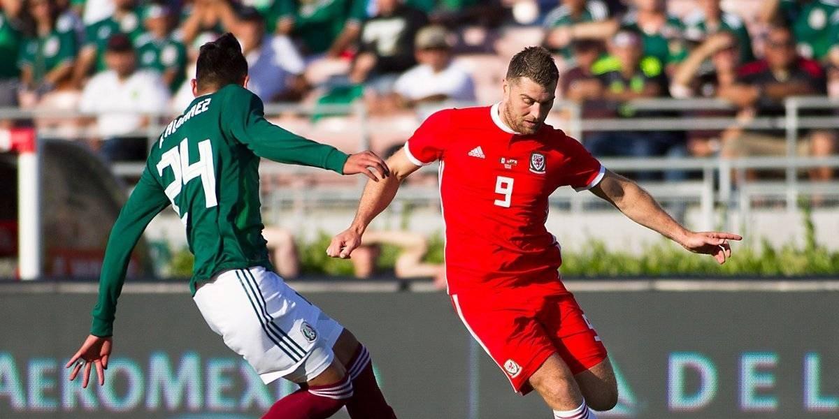 México y Gales no se hacen daño en duelo amistoso