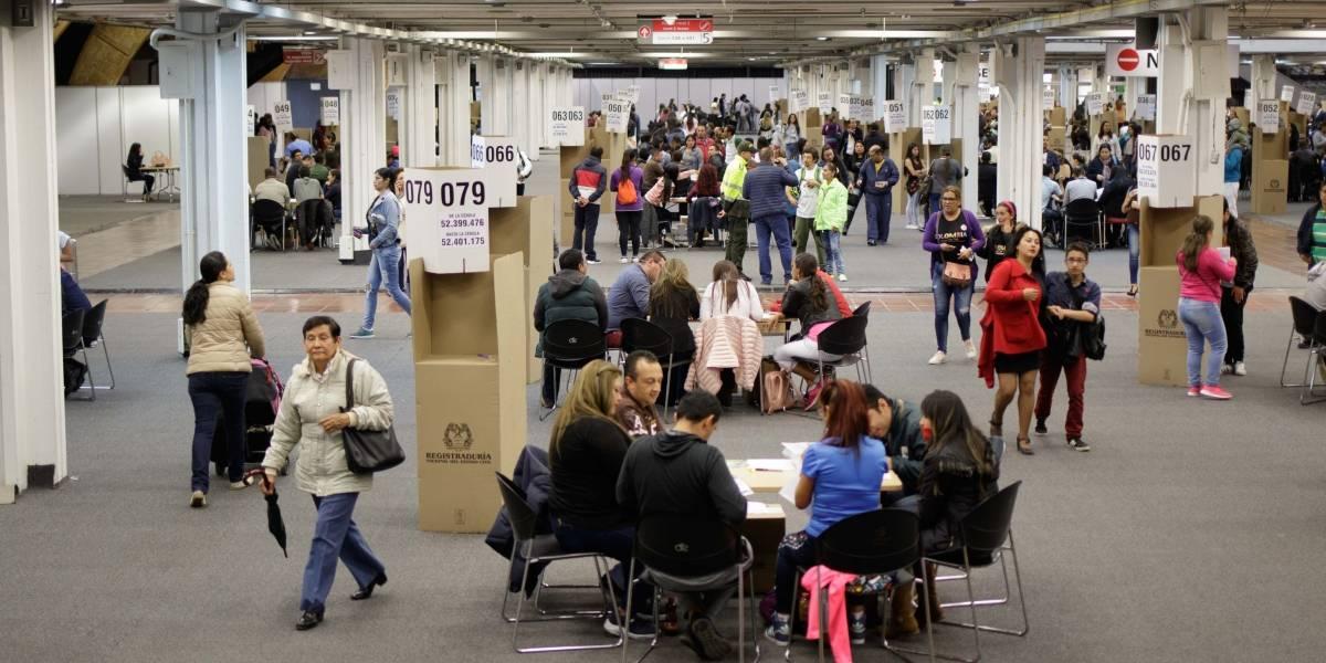 Se abren las urnas para elegir al próximo presidente