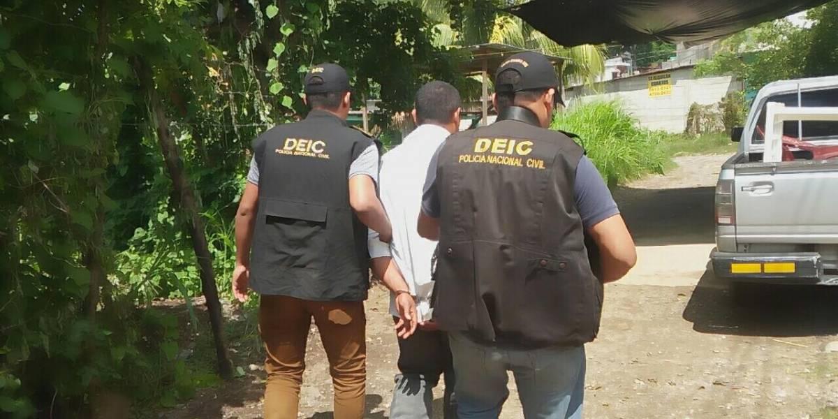 """Capturan a presunto integrante banda """"Los guangochas"""" señalado de cuatro asesinatos"""