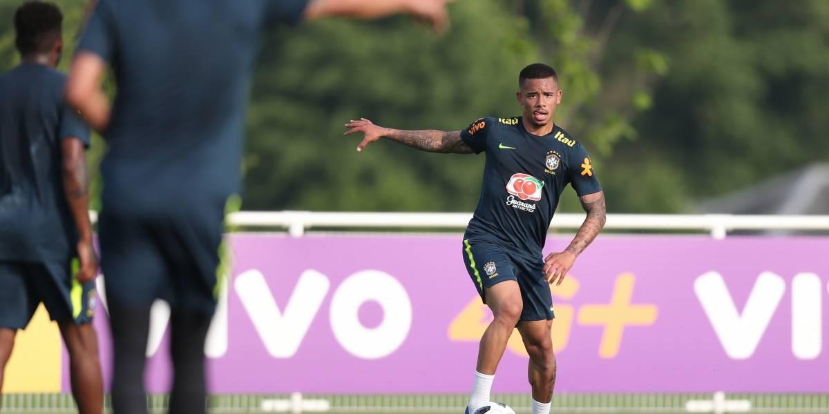 Capitão em amistoso, Gabriel Jesus deve se tornar o 'próximo Neymar'
