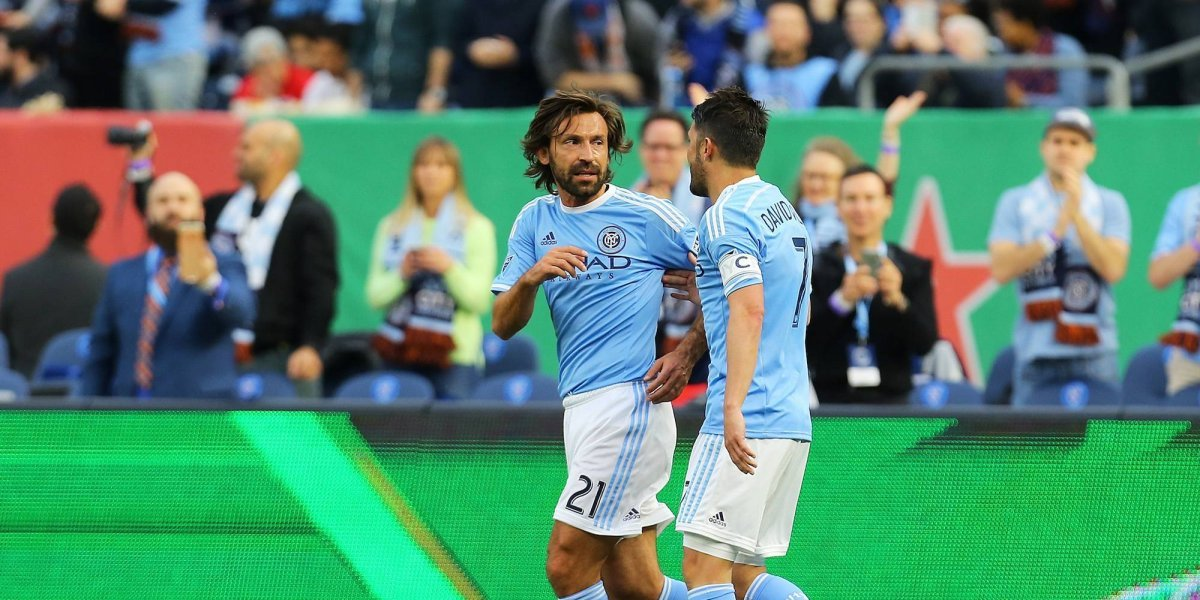 VIDEO: Captan a Andrea Pirlo alcoholizado