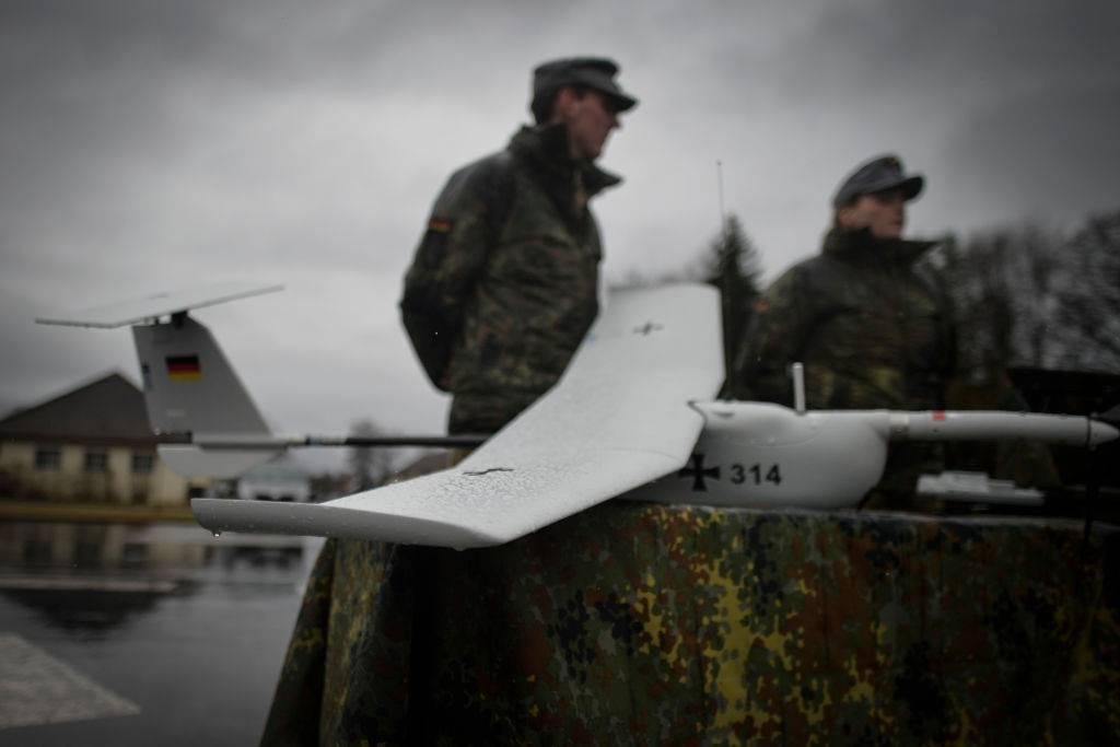 Drones de grado militar