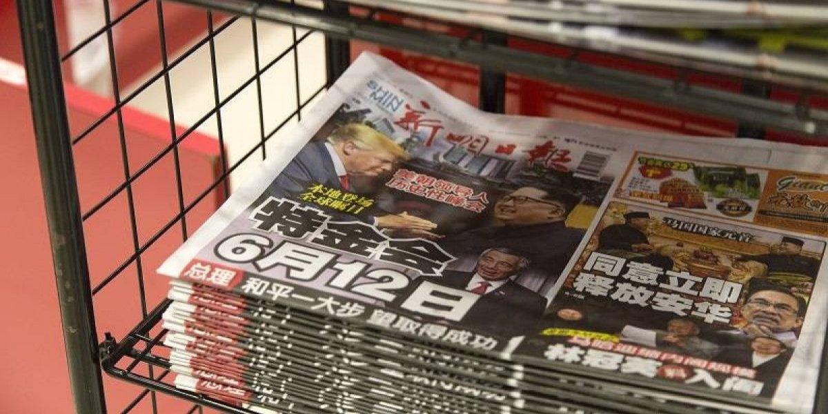 Analista: Cancelar reunión con Kim puede ser una táctica de negociación de Trump