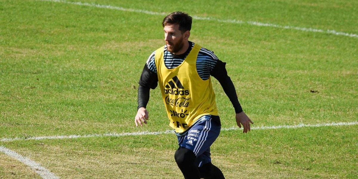 VIDEO: Messi quiere jugar con el equipo de sus amores