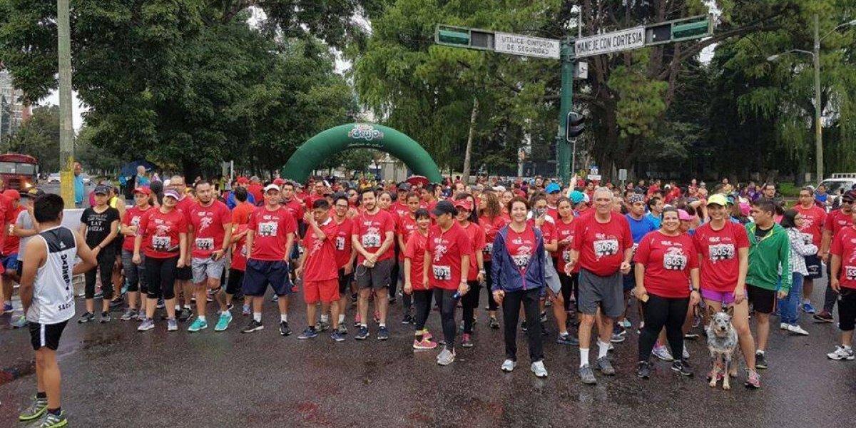 """La carrera """"Neuro Run"""" beneficiará a decenas de guatemaltecos"""