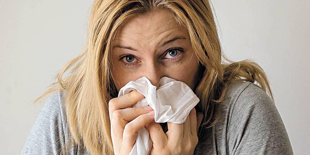 Não fique gripado neste inverno!