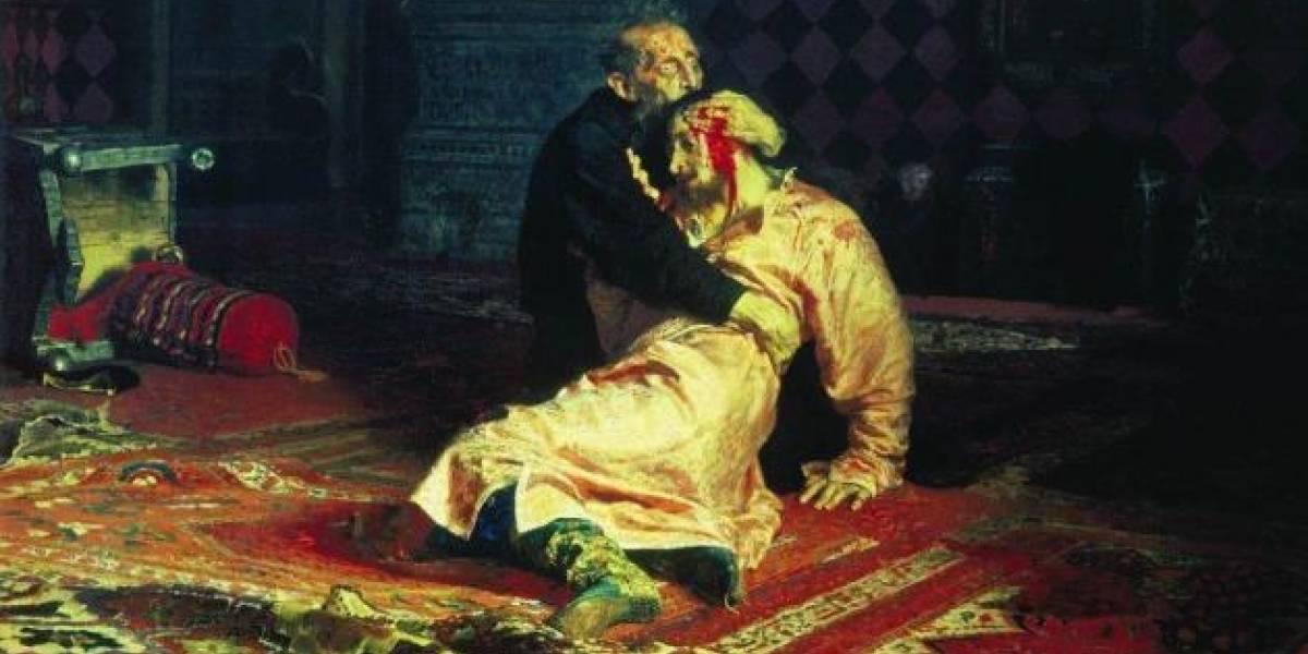 Homem que danificou obra de arte russa disse ter sido motivado por ideologia