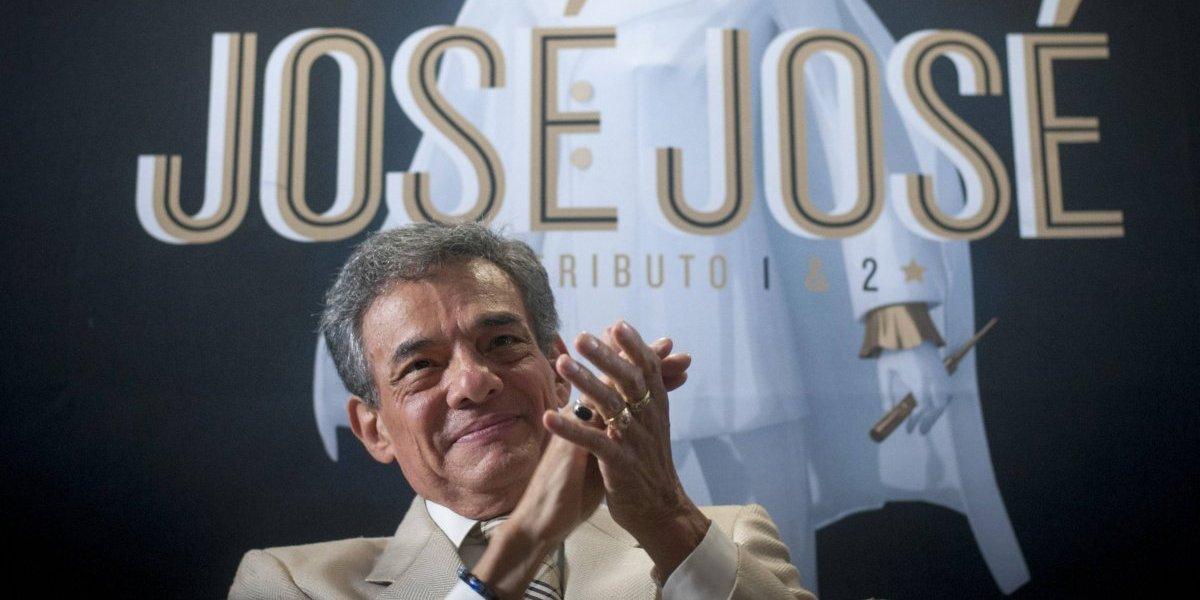 Dan a conocer el estado de salud de José José