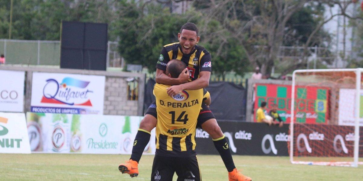 Moca FC continúa su racha ganadora en Liga Dominicana de Fútbol