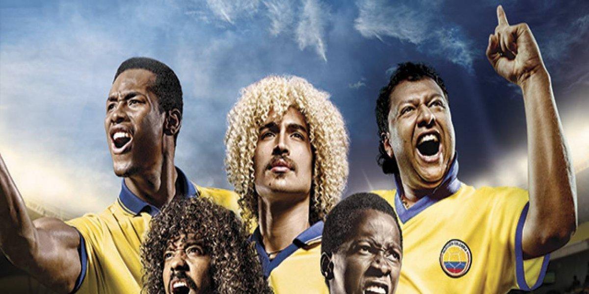 El futbolista de Liga Nacional que actuó en una serie de Netflix